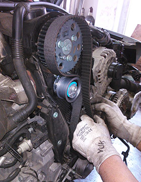 Arizona Heat Can Destroy Timing Belt, Learn The Symptoms of a Bad Timing Belt and When to Replace It